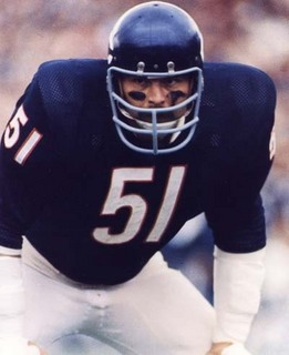 Dick Butkus will eat your babies