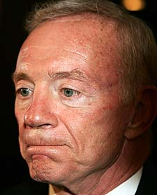 Jerry Jones SAD